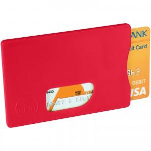 RFID bankkártya-védő, piros