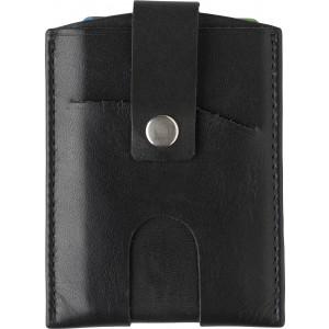Bőr RFID kártyatartó