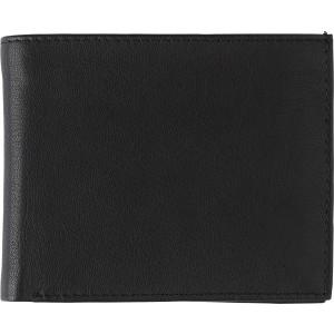 Bőr RFID pénztárca