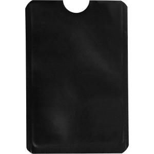 Kártyatartó RFID védelemmel, fekete